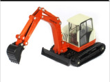 凯迪威合金工程车模型1:50双向作业工程车 原厂授权