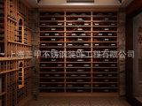 生产供应 十五层 时尚创意 酒架实木 酒架定制