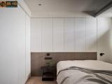 酒店翻新宾馆装修用快装环保新型建材 竹木护墙板工厂