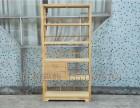 厂家直销白蜡木新中式博古架实木书柜置物架多宝格白蜡木储物柜