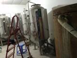 转让优质二手自酿啤酒设备,北京自酿啤酒设备