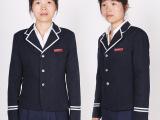 【厂家批发】时尚英伦风校服韩版校服日本学生校服小西装来图定制