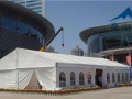 黑龙江马术比赛篷房七台河车展篷房婚庆篷房销售租赁
