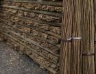 唐山厂家批发竹竿 竹片 竹梯子 竹跳板 旗杆竹 木杆 草绳等