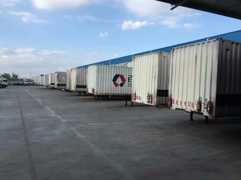 福田百世至全国货运仓储物流搬家托运木架木箱全包40元起门到门