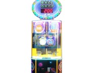 热门游戏机最新游戏设备滴滴球礼品彩票机儿童游乐场