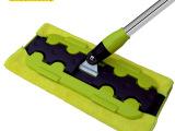 省级总经销批发洁仕宝平板拖把 夹毛巾拖布家用地板拖清洁工具