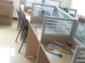办公桌低价转让工字型