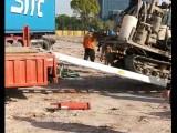鹽城大象牌4米輪履機械專用高強度鋁合金跳板