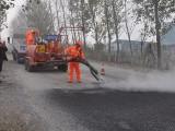 凯迈筑路养护施工非开挖坑槽喷补修补技术
