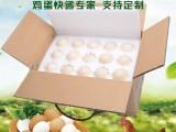 雞蛋快遞防震包裝箱批發定制