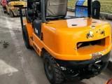 供应3.5吨合力二手叉车CPC35,8成新,价格优惠