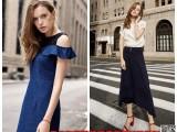 珂珀时尚潮牌剪标折扣女装品牌折扣货源哪里有