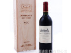 【秒杀价】批发团购法国卡斯特波尔多干红葡萄酒