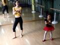 北京桔子树朝阳拉丁舞培训成人拉丁舞少儿拉丁培训