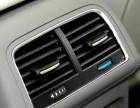 成都音影随行专业改装升级奥迪A4L Q5 后排空调出风口
