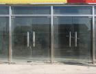 房山区长阳维修玻璃门