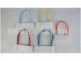厂家供应 手提袋绳子 纸袋手挽绳 礼品袋绳子 手提袋纸绳
