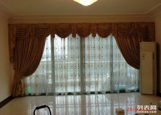 天津窗帘定做办公遮光窗帘会所酒店窗帘电动窗帘百叶窗