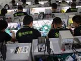 上海高中毕业 学手机维修技术 学成即就业 月薪上万