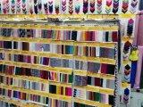 太空层针织布料