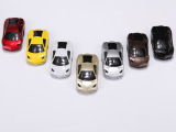 厂家尼卡通跑车型充电宝 5600毫安移动电源 手机通用型正品