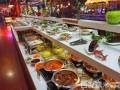 果木炭自助烤肉韩国自助餐烤肉加盟技术指导