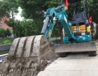 上海 小型挖掘机 微型挖掘机 一米宽小挖机出租
