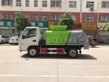 鄭州市藍牌餐廚垃圾車直銷價格