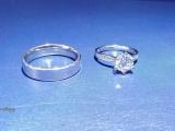 婚戒可以用莫桑钻吗 一克拉莫桑钻婚戒多少钱