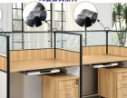 成都厂家出售定制全新办公桌员工位卡座工位办公桌员工位呼叫中心