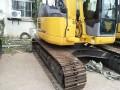 重庆二手挖掘机转让信息,纯进口小松PC138US-2