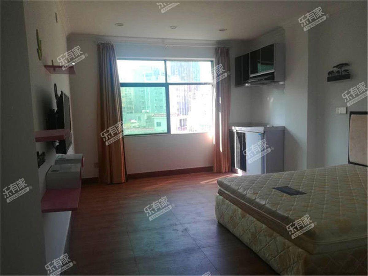 推荐!大立公寓 1室 精装修,享受生活的快感!