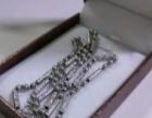银项链,925纯银锁骨链