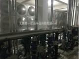 厂价定制印染企业废热废水节能回收用不锈钢保温水箱