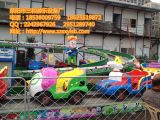 公园游乐设施迷你穿梭 10车迷你穿梭游乐设备三和质量**