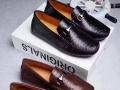 广州品牌男鞋批发工厂直销招微商代理代发,真皮男鞋批发货源