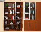 办公家具玻璃文件柜木质办公柜资料柜板式组合储物书柜批发