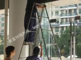 深圳建筑膜南山厚得品园家居玻璃贴膜隔热防爆膜工程案例
