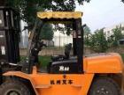 无锡出售h系列型3吨合力电动二手叉车升高4.5米
