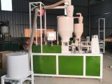 艾草加工設備機械 艾草粉碎機卷條機
