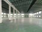 蔡甸常福村单一层钢构厂房3100方,高9米水电齐全