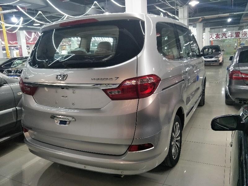 华颂7 2017款 2.0T 自动旗舰版 商务车