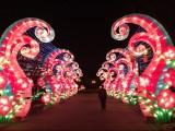 促销公园街道新年中秋装饰春节花灯定制大型庙会户外制作免费设计