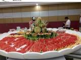 1米陶瓷海鲜大盘青花陶瓷盘大桌圆盘酒店宴席海鲜大盘厂家定制