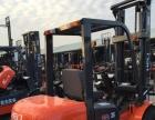 大型二手叉车转让优质二手合力5T6T7T8T10吨 现厂试用