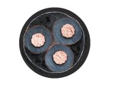 铠装 带钢带 高压电缆 YJV电缆 电线 8.7/15KV 厂