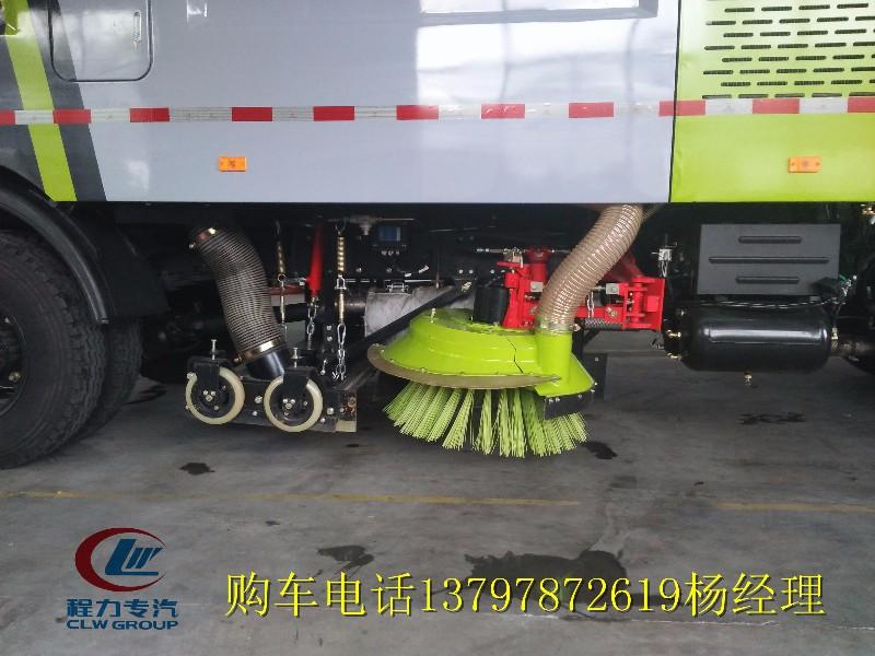 怎么选一款适合自己的扫路车 洗扫车 道路清扫车?