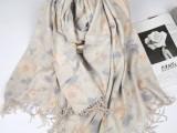 给大家分析一下淘宝高仿纪梵希丝绸围巾可靠吗,品质高的多少钱
