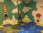 童爱岛互动投影 帮您成升级最新科技互动儿童乐园